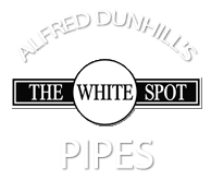 Dunhill Pipes / Alfred Dunhill's The White Spot