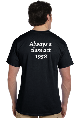 Union College Class of 1958 ReUnion Tuxedo T-Shirt