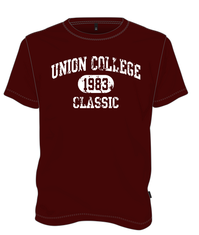 Union College Class of 1983 ReUnion Tshirt