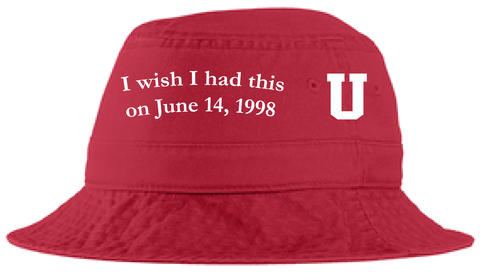 Union College Class of 1998 Bucket Hat