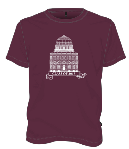 Union College Class of 2013 ReUnion T-Shirt