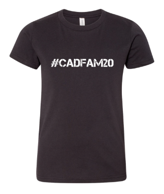 CAD FAM Youth Shirt