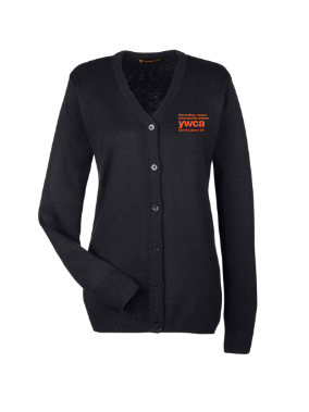 YWCA Women's Cardigan
