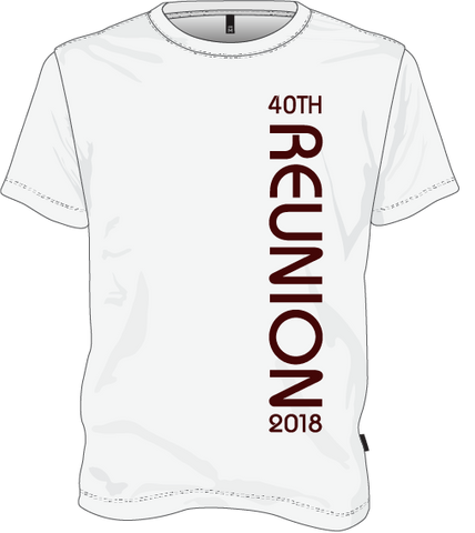 Union College Class of 1978 ReUnion Tshirt