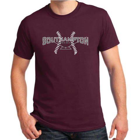 Southampton Cotton Tee - Downtown Custom Printwear