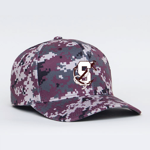 Southampton Digital Camo Hat - Downtown Custom Printwear