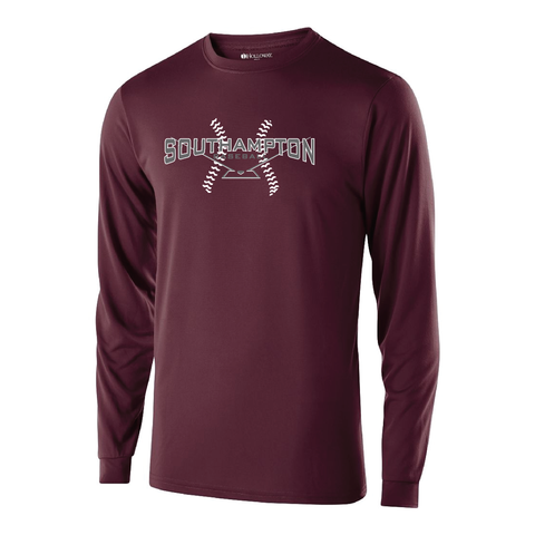Southampton Gauge Shirt Long Sleeve - Downtown Custom Printwear