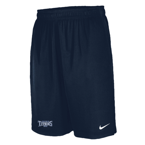 Titans Nike 2 Pocket Fly Short - Downtown Custom Printwear