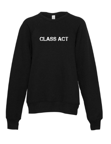 Class Act Dance Youth Pullover Crewneck