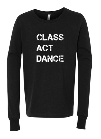 Class Act Dance Longsleeve (Youth)