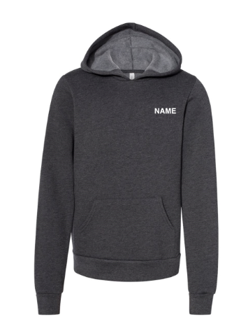 Class Act Dance Dark Grey Pullover Hoodie (Youth)