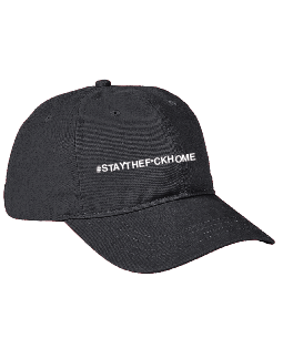 #STAYHOME Censored Dat Hat