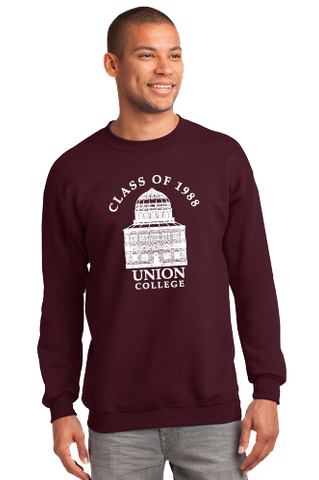 Union College Class of 1988 ReUnion Sweatshirt