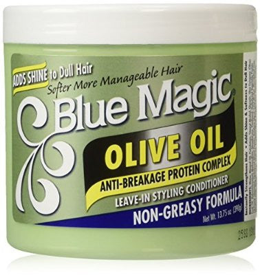 Z. Blue Magic Olive Oil Conditioner