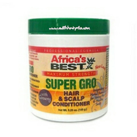 Z. Africa's Best Hair & Scalp Conditioner