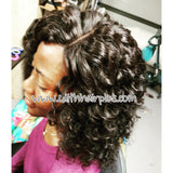 Peruvian Hair Deep Wave