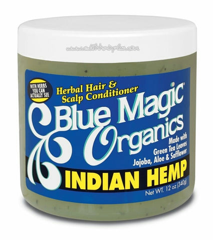 Z. Blue Magic Indian Hemp