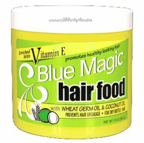 Z. Blue Magic Hair Food