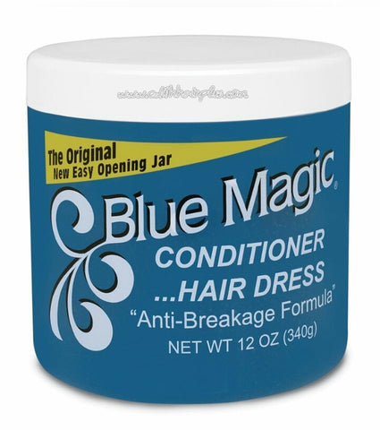 Z. Blue Magic Conditioner Hair Dress