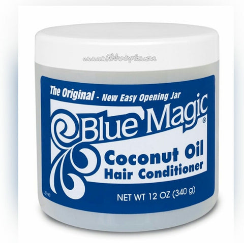 Z. Blue Magic Coconut Oil Hair Conditioner