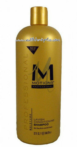 Z. Motions Conditioning Shampoo