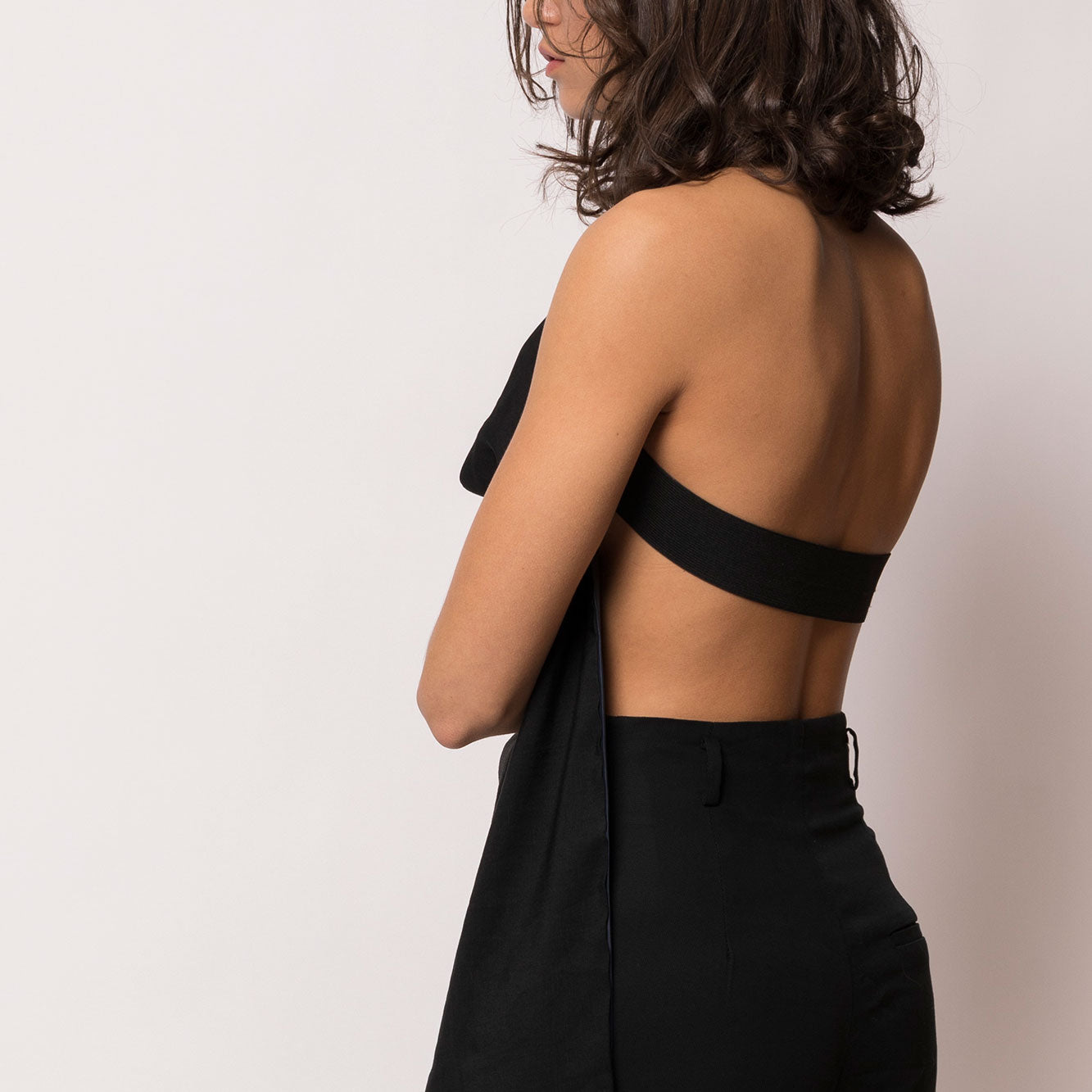Halter neck top - Tindi