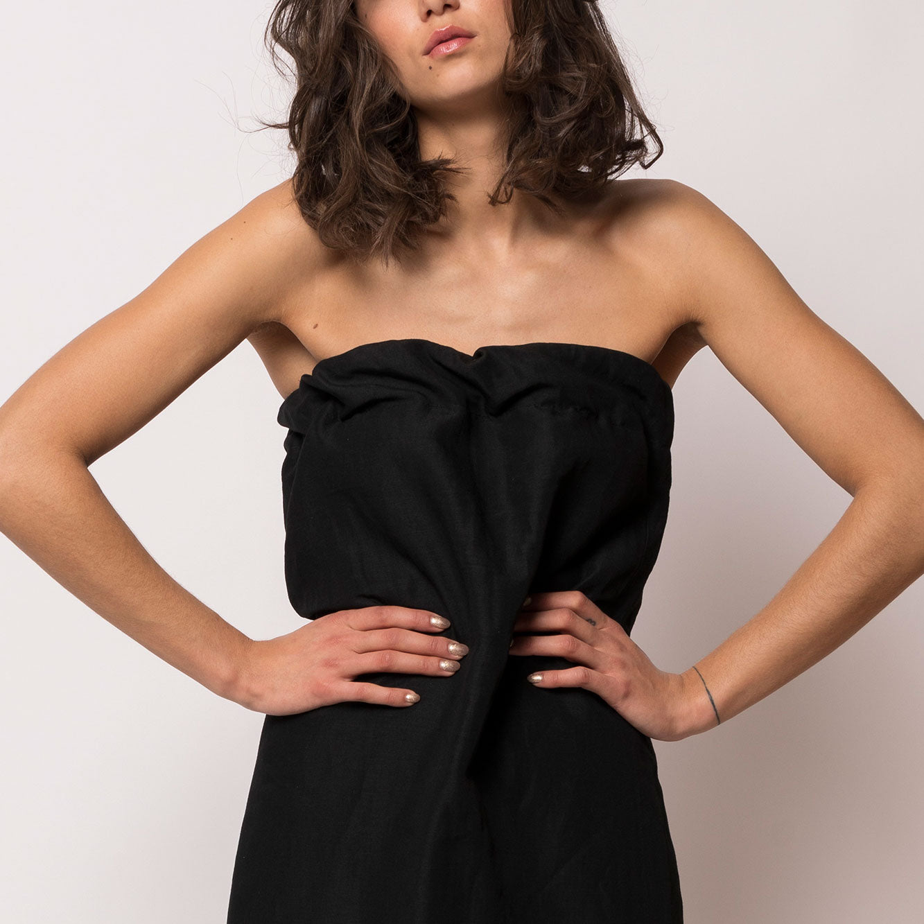 Strapless dress - Tindi
