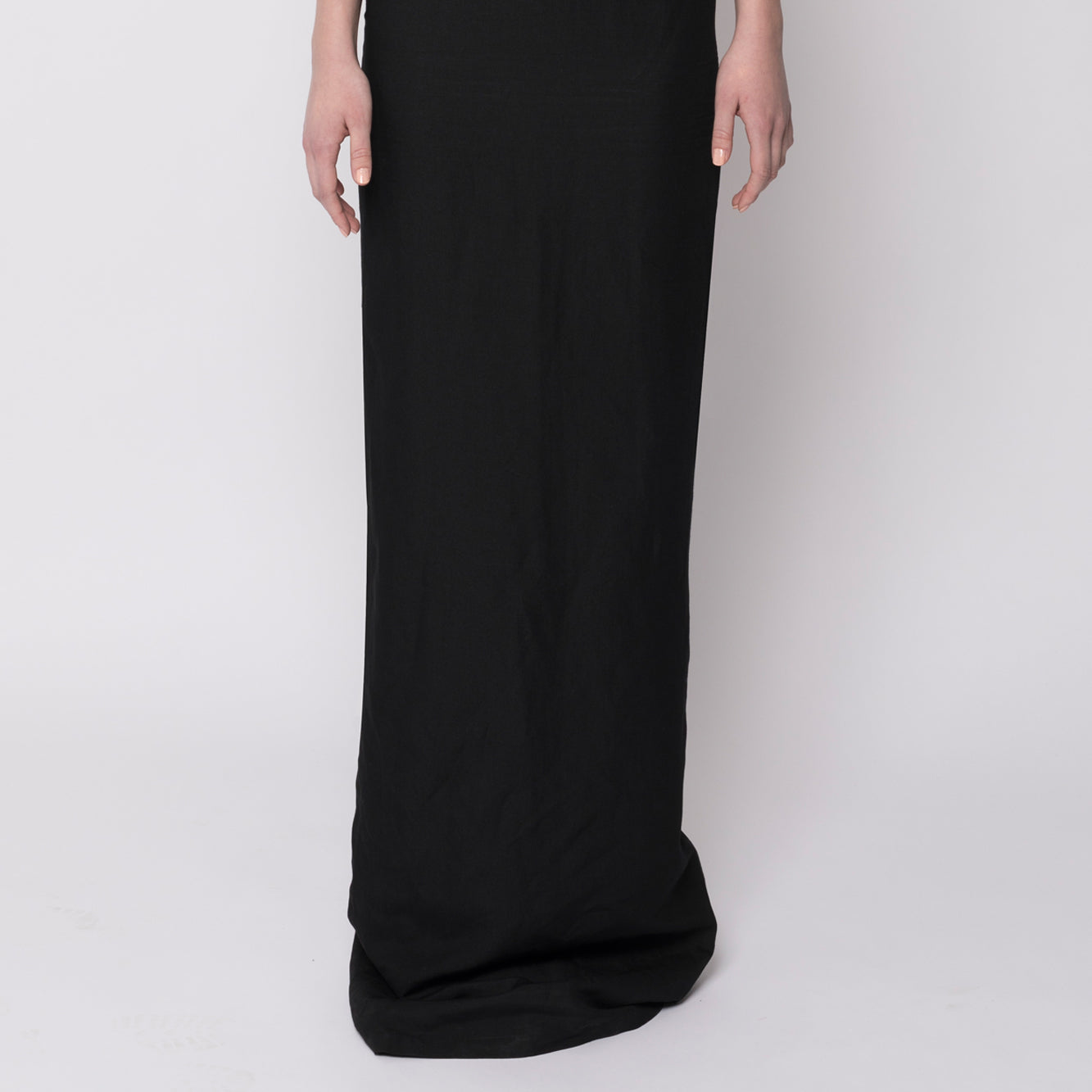 Sleeveless Long gown - Tindi