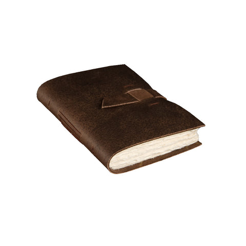 Belt Style Buffalo Leather Journal