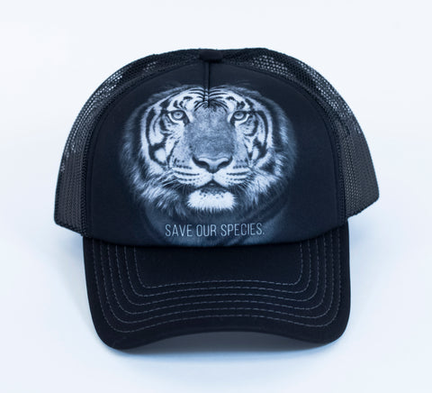 "Audubon Zoo ""PROTECT MY HABITAT"" Lion Hat"