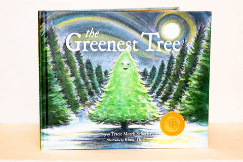 """The Greenest Tree"" Children's Book"