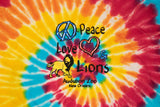 "Audubon Zoo ""PEACE LOVE LIONS"" T-Shirt"