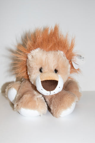 Audubon Zoo Lion with Bandana Plush