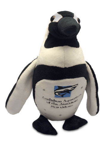 Audubon Aquarium Penguin Plush