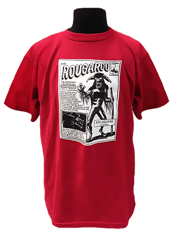 Audubon Zoo Rougarou Adult T-Shirt
