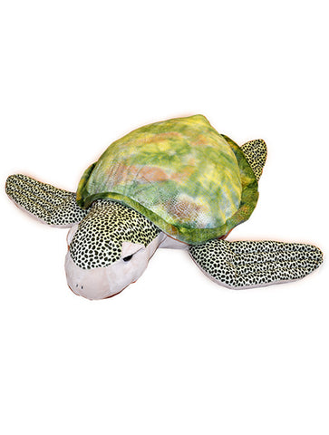 Audubon Aquarium Jumbo Turtle Plush