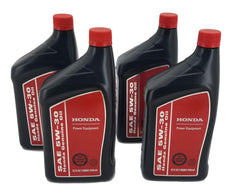Honda 5W30 Engine Oil (4 Pack) - 08207-5W30