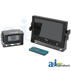 "SUNBELT OUTDOOR PRODUCTS CabCAM Video System Includes 7"" Monitor and 1 Camera Part No: A-B1CC7M1C"