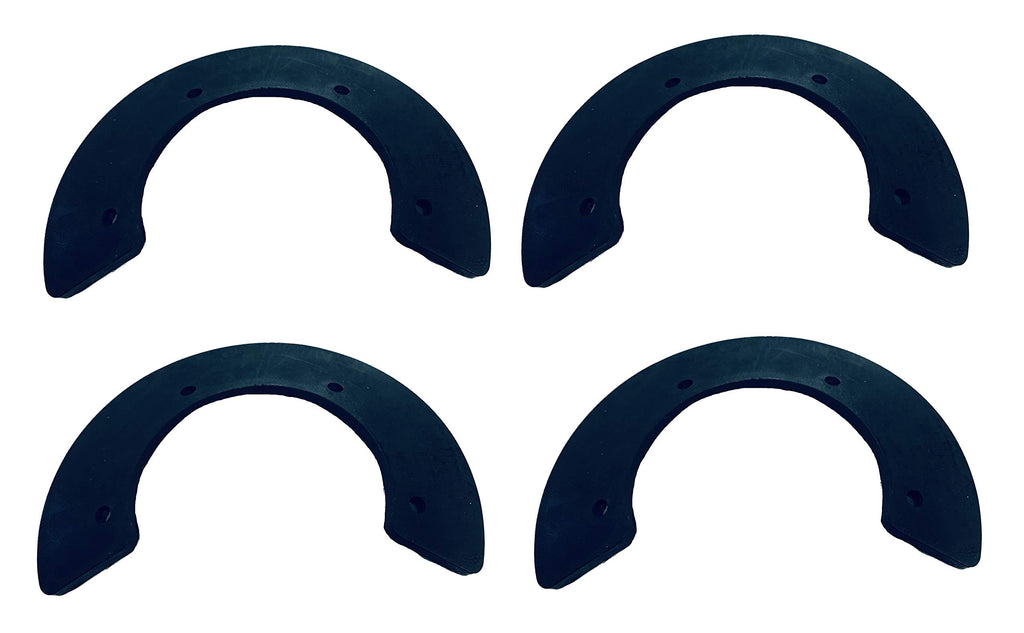 Honda Auger Rubber (Set of 4) - 72521-730-003,4