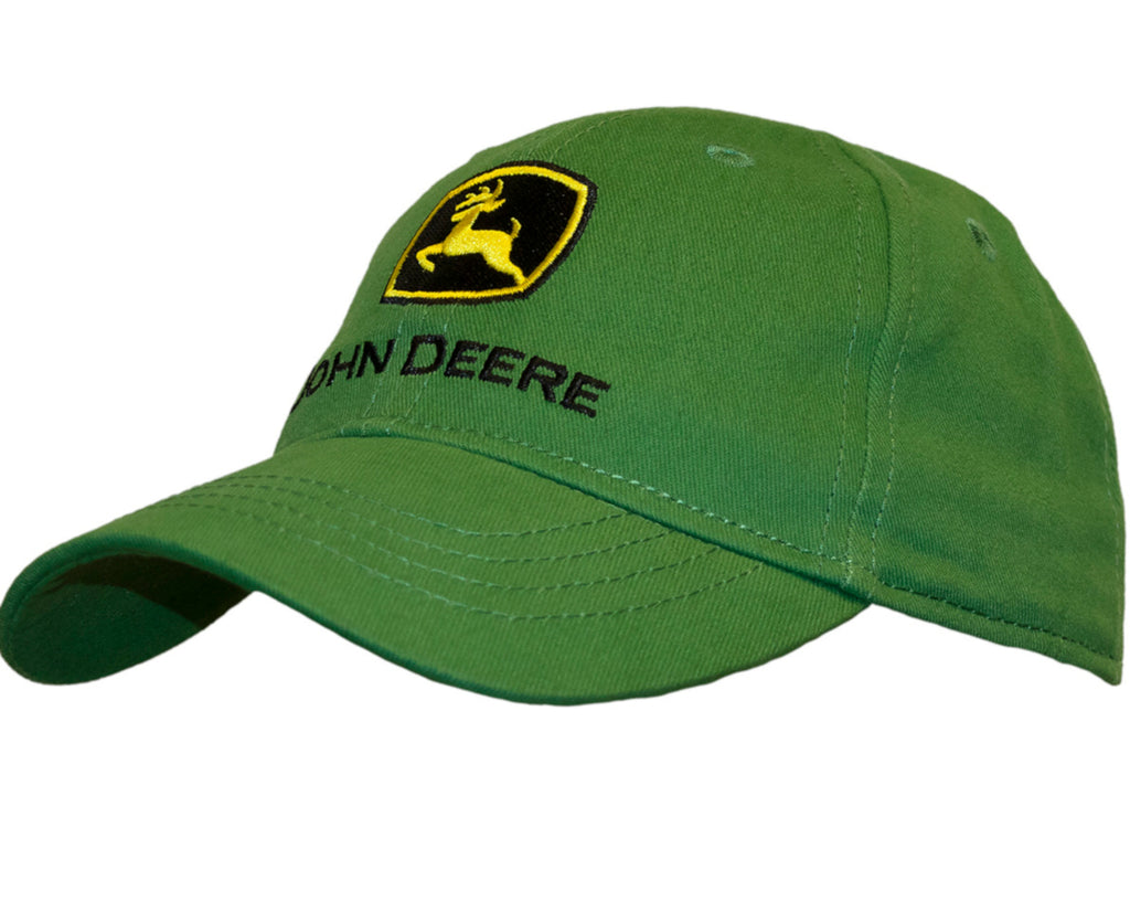 John Deere Logo Toddler Boy's Green Cap/Hat - LP51345