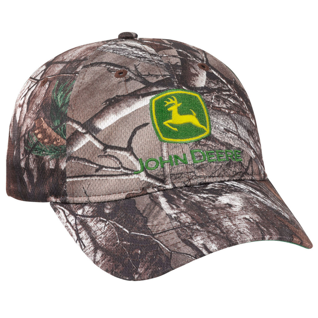 John Deere Realtree Performance Cap/Hat - LP69051
