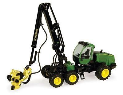 1/50 John Deere 1270E Wheeled Harvester Toy Prestige Collection Ertl #45466