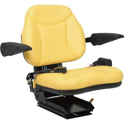 Replacement Seat for Tractor Yellow - A-BBS108YL
