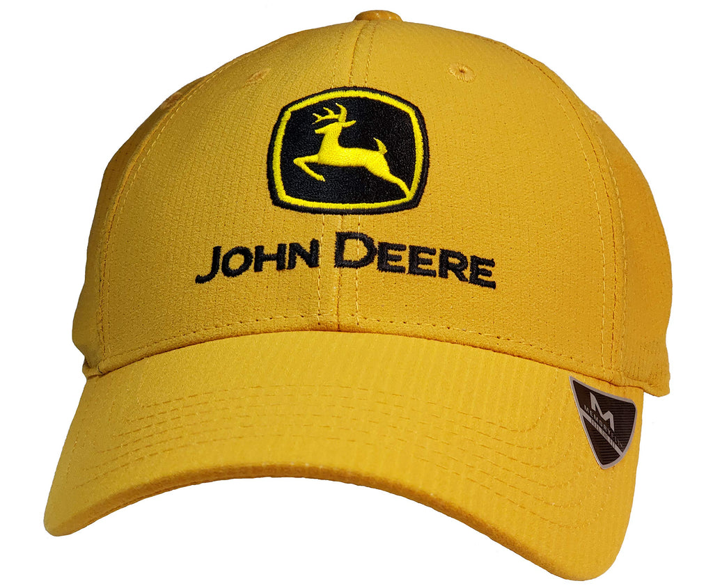 John Deere Men's Yellow C&F Cap - LP70336