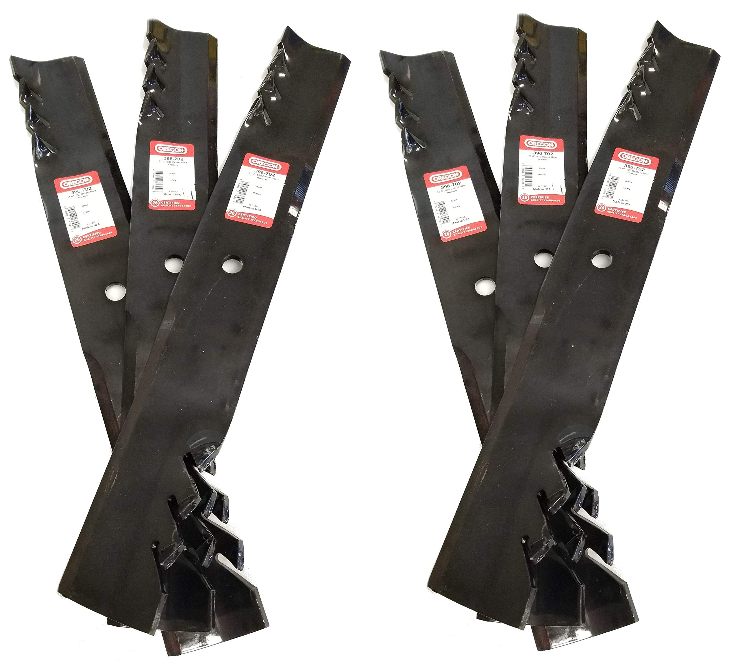 Oregon Gator Blade Sets - 396702 (Set of SIX Blades)