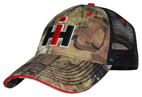 Mens International Harvester Hat/Cap (Realtree/Black Mesh) -11IH010
