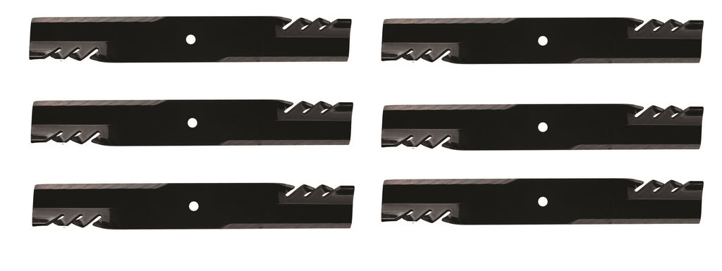 "OREGON Land Pride 60"" Gator Blades (Set of 6) - 596627,6"