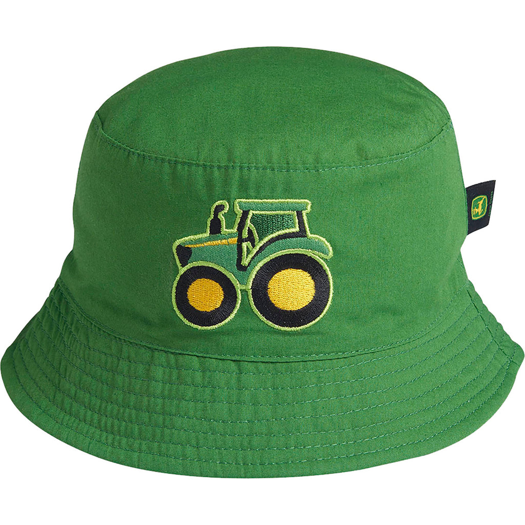 John Deere Green Toddler Bucket Hat - LP68348