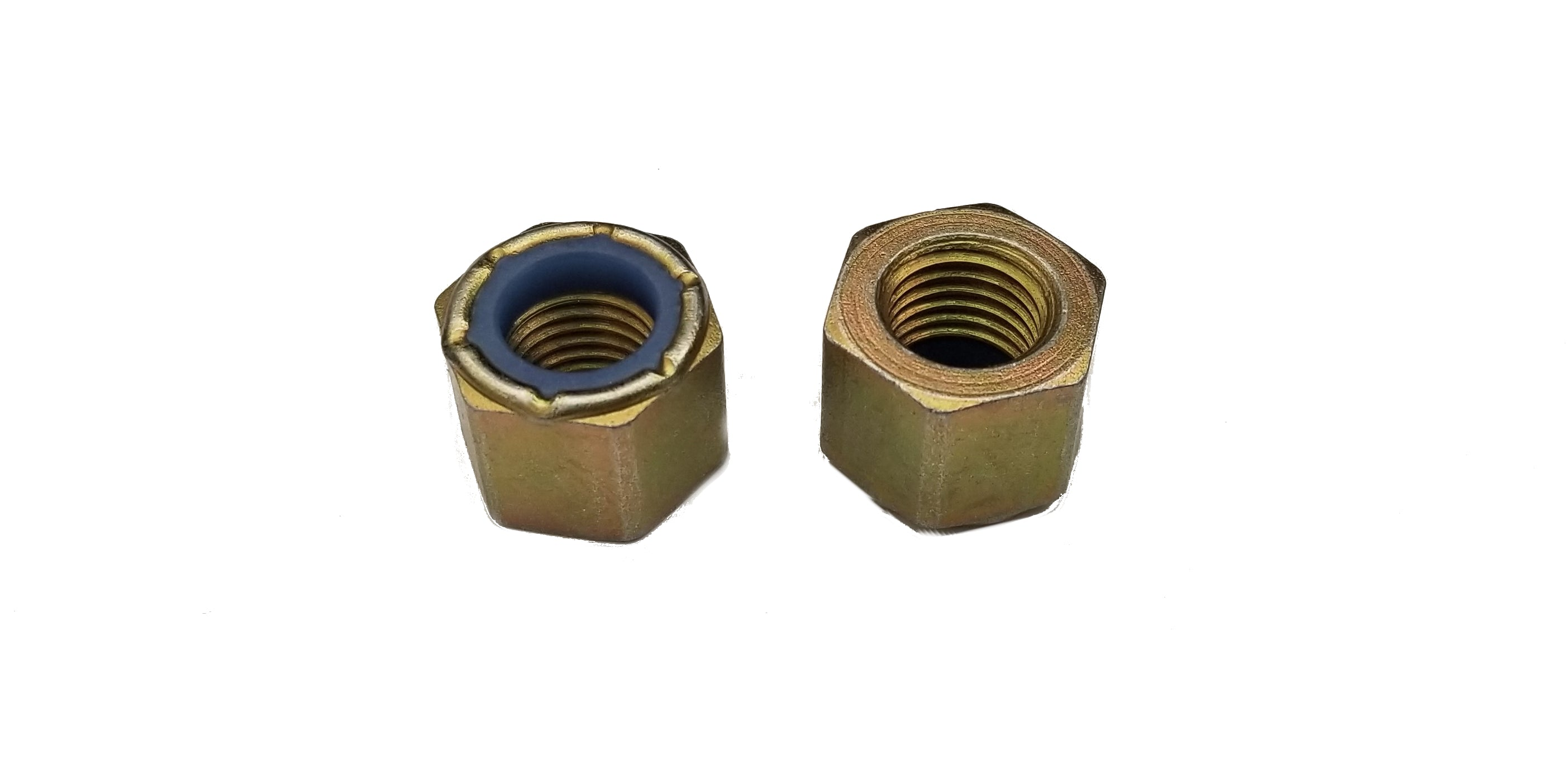 John Deere Original Equipment Lock Nut (Set of 2) - 14M7325