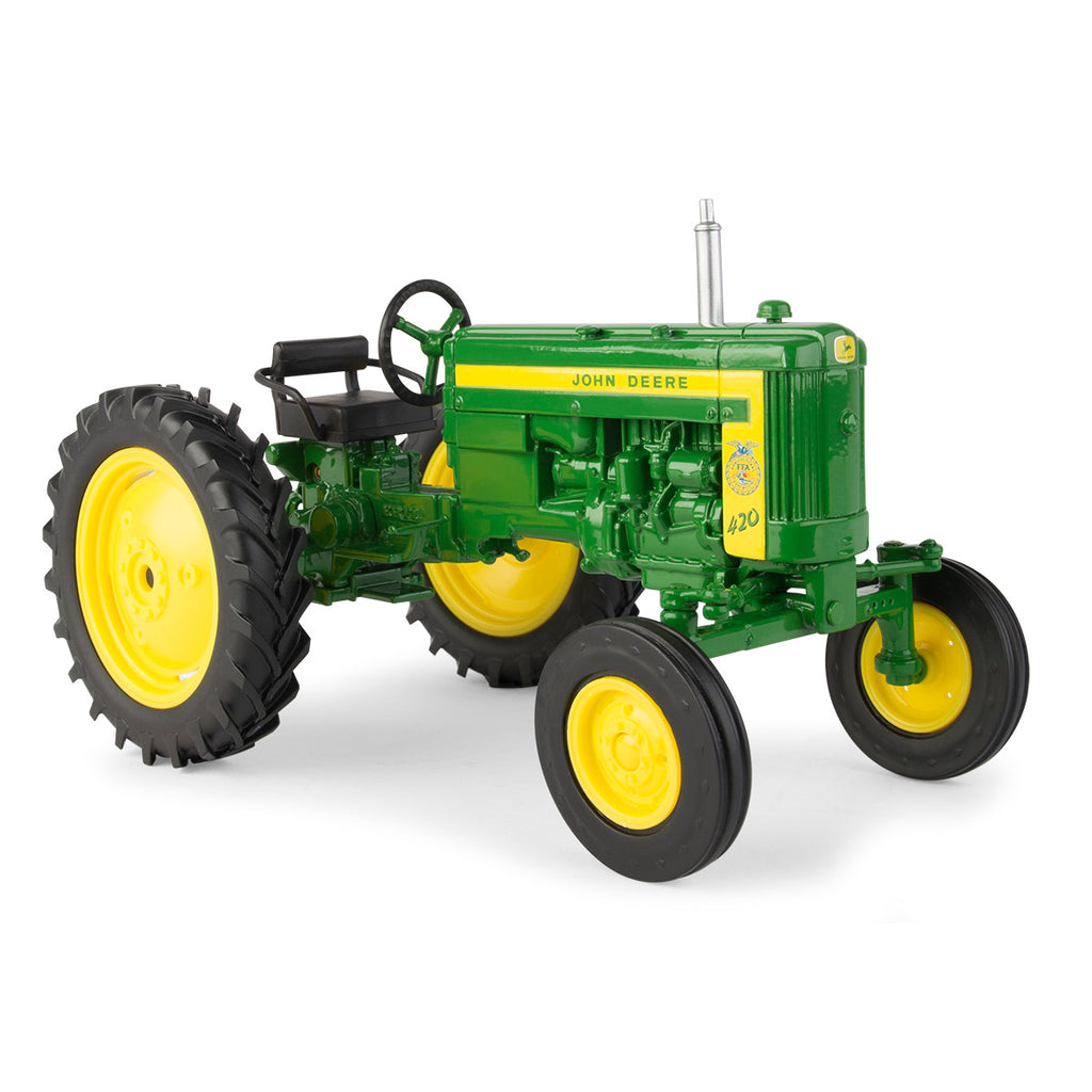 1/16 John Deere 420 with FFA Logo (45687) - LP70533